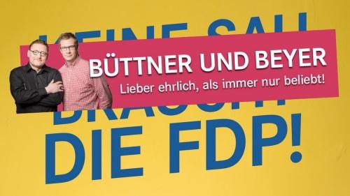 Screenshot der FDP Brandenburg Website Liberale_in_Brandenburg