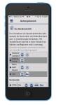 Touch and Travel Anzeige des Geltungsbereiches in der App (iPhone App)