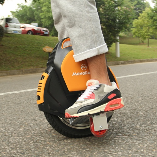 Mono-Rover - das elektrisches Einrad für den modernen Hipster