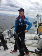 Volvo Ocean Racer segeln auf der Ostsee mit Speedsailing