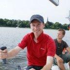 Yachtsegeln mit der Polaris in Potsdam