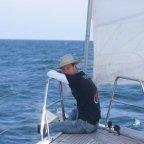 Yachtsegeln mit der Polaris auf der Ostsee