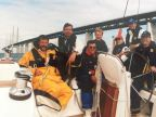 Männer-Brückentörn zur Öresund-Brücke