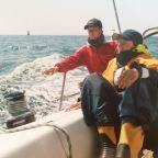 """Segeln vor Brest mit der Segelyacht """"Sirius"""""""